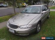 HOLDEN WH STATESMAN CAPRICE 2000 V6 L67 SUPERCHARGED REGISTERED for Sale
