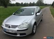 Volkswagen Golf tdi se 1.9 diesel  full history 2004 54 for Sale