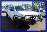 Classic 2007 Toyota Hilux KUN26R 06 Upgrade SR (4x4) White Manual 5sp M for Sale