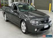2007 Ford Falcon BF MkII XR6 Ripcurl Ego Automatic 4sp A Utility for Sale