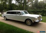 Rolls-Royce: Silver Shadow Limousine for Sale