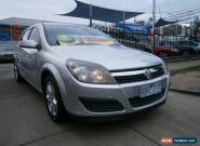 2006 Holden Astra AH MY06 CDX Silver Automatic 4sp A Hatchback for Sale