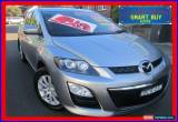 Classic 2010 Mazda CX-7 ER MY10 Classic (FWD) Silver Automatic 5sp A Wagon for Sale