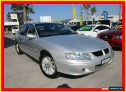 2002 Holden Commodore VX II Equipe Silver Automatic 4sp A Sedan for Sale
