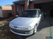peugeot 306 cabriolet 2001 for Sale