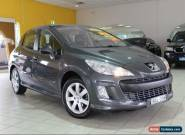 2008 Peugeot 308 XSE T7 (TURBO) Grey Automatic A Hatchback for Sale