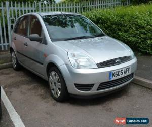 Classic 2005 05 FORD FIESTA 1.4 STYLE 16V 5D 80 BHP for Sale