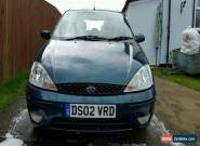 Ford focus mk1 2002 1.6 green for Sale