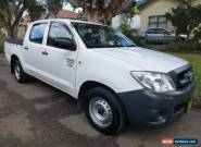 2008 Toyota Hilux Dual Cab Ute for Sale