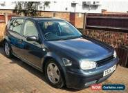 VW Golf Mk4 GT Tdi(110 bhp) Modified for Sale