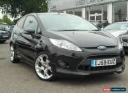 Ford Fiesta 1.6 2009MY Zetec S for Sale