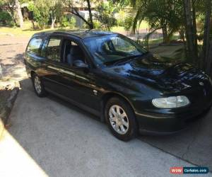 Classic 1998 holden commodore wagon manual for Sale