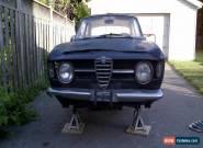1968 Alfa Romeo GTV Step Nose GT 1300 GT Junior for Sale