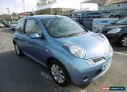 2008 Nissan Micra 1.2 16v Acenta+ 3dr for Sale