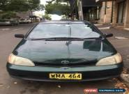 Toyota Echo (1999) 4D Sedan Manual (1.5L - Multi Point F/INJ) Seats for Sale