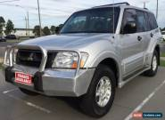 2004 Mitsubishi Pajero 7 SEATER with RWC & REGO! Automatic 5sp A Wagon for Sale