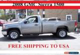 Classic 2008 GMC Sierra 1500 for Sale