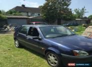 Ford Fiesta 2001 1.3 Petrol for Sale