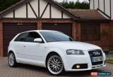 Classic 2007 Audi A3 2.0 TDI S Line 3dr for Sale