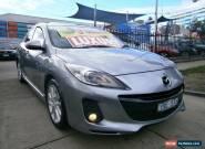 2011 Mazda 3 BL 10 Upgrade SP25 Silver Manual 6sp M Hatchback for Sale