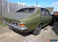 """TORANA LJ 1972 4 DOOR SL SEDAN """"FACTORY FLOOR SHIFT AUTO"""" 173 6 CYL HOLDEN GTR  for Sale"""