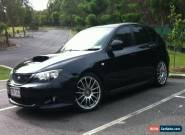 Subaru WRX 2008 with 6000km on new motor. for Sale
