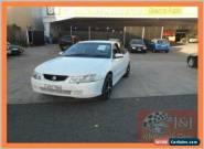 2003 Holden Commodore VY Executive White Automatic 4sp A Sedan for Sale