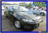 Classic 2013 Ford Falcon FG MK2 Grey Automatic 6sp A Utility for Sale