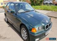 BMW 316i Compact 1.9 Spares Or Repair for Sale