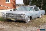 Classic 1964 Cadillac DeVille Sedan Deville  for Sale