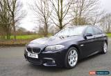 Classic 2011 BMW 535D M SPORT AUTO BLACK for Sale