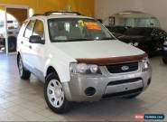 2007 Ford Territory SY TX White Automatic A Wagon for Sale