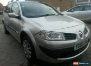 renault megane 1 5 dci for Sale