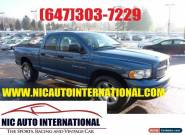 2005 Dodge Ram 1500 for Sale