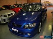 2005 Ford Falcon BA Mk II XR6 Blue Automatic 4sp A Sedan for Sale