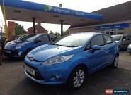 2010 FORD FIESTA 1.4 TDCi Zetec for Sale