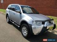 2010 Mitsubishi Challenger PB LS (5 Seat) (4x4) Silver Automatic 5sp A Wagon for Sale