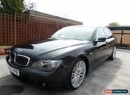 BMW 730D M SPORT AUTO BLACK.. LOW MILEAGE for Sale