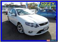 2009 Ford Falcon FG XR8 White Manual 6sp M Sedan for Sale