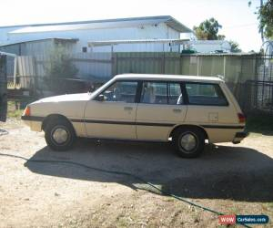 Classic Mitsubishi Sigma 1982 station wagon for Sale