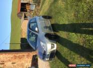 2005 FORD FIESTA ST SILVER for Sale