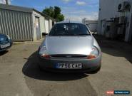2007 FORD KA STUDIO SILVER 1.3 3 Door for Sale