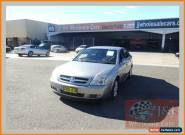 2004 Holden Vectra ZC MY04 CD Grey Automatic 5sp A Sedan for Sale