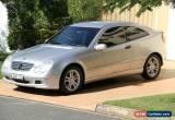Classic 2004 Mercedes-Benz C200 Kompressor CL203 MY2005 Sports Silver Automatic 5sp A for Sale