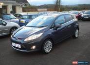 2010 60 Ford Fiesta 1.4TDCi 70  Titanium 5DR for Sale