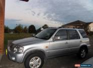 HONDA CRV  AUTOMATIC SPORTS - 4WD -2001 for Sale