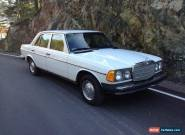 1978 Mercedes-Benz 200-Series 240D for Sale