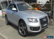 2011 Audi Q5 8R MY11 2.0 TFSI Quattro Silver Automatic 7sp A Wagon for Sale