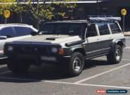 1992 nissan patrol gq 4.2efi  for Sale