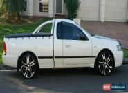 2005 BA Ford Falcon Ute (LPG) for Sale
